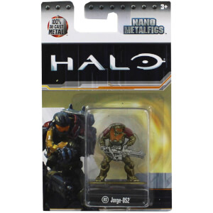 Halo Nano Metal Figurine - Assorted