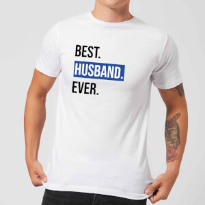 Best Husband Ever Men's T-Shirt - White