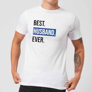 Best Husband Ever Men's T-Shirt - White