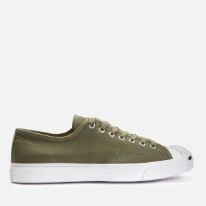 Converse Men's Jack Purcell Ox Trainers - Field Surplus/White/Black