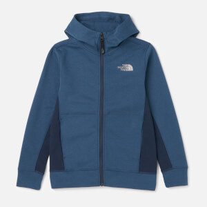 The North Face Kids' Slacker Hoodie - Shady Blue