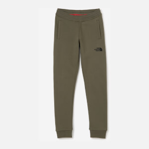 The North Face Kids' Youth Fleece Pants - New Taupe Green