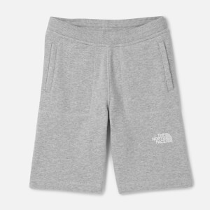 The North Face Kids' Fleece Shorts - TNF Light Grey