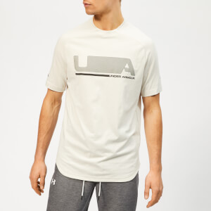 Under Armour Men's Unstoppable Move T-Shirt - Summit White