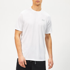 f7ce421b485e5 Under Armour Men s Tech 2.0 Short Sleeve T-Shirt - White