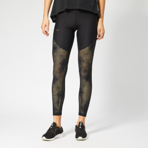 Under Armour Women's Vanish Mesh Leggings - Black