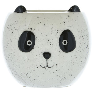Candlelight Panda Pot