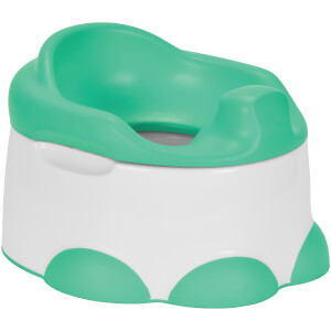 Bumbo Step 'n' Potty - Aqua