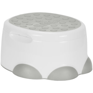 Bumbo Step 'n' Potty - Cool Grey