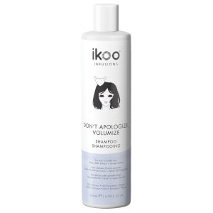 ikoo Shampoo - Don't Apologize, Volumize 250ml