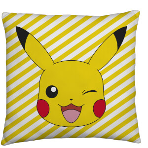 Pokémon Memphis Square Cushion