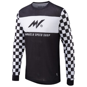 Morvelo Speed Long Sleeve MTB Jersey