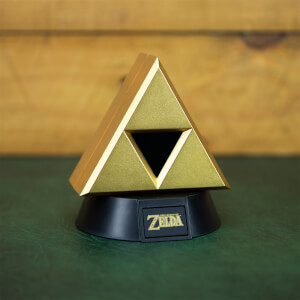 The Legend of Zelda Goldener Triforce Ikonlicht