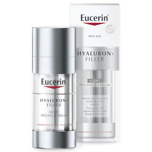 Eucerin Hyaluron Filler Night Peeling and Serum 30ml