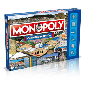 Monopoly - Scarborough Edition