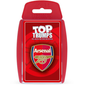 Top Trumps Specials - Arsenal FC