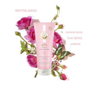 Roger&Gallet Rose Mignonnerie Shower Gel and Bubble Bath 200ml: Image 2