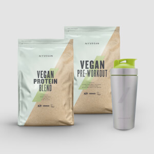 Myprotein Vegan Performance Bundle