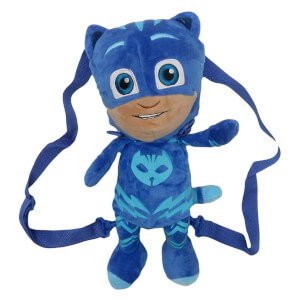 PJ Masks Plush Backpack Catboy
