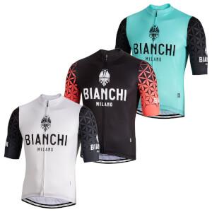 Bianchi Pedaso Short Sleeve Jersey