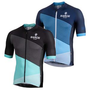Bianchi Bisceglie Short Sleeve Jersey