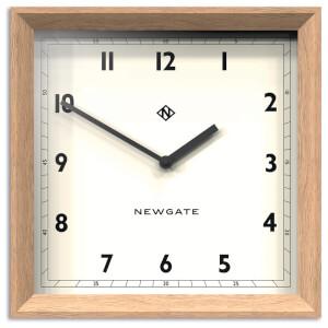 Newgate Old Joe Wall Clock - Light Oak