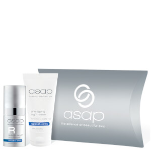 asap Radiance + Night Cream Pack