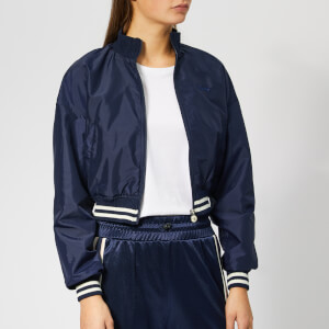 Diadora Women's Barra Track Jacket - Blue Plum