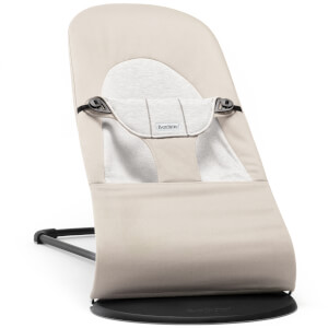 BABYBJÖRN Balance Soft Bouncer - Beige and Grey