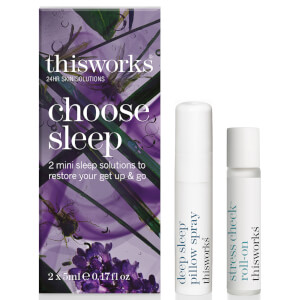 this works Limited Edition Choose Sleep 2019 Set 2 x 5ml