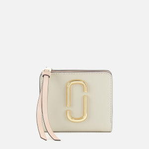 Marc Jacobs Women's Mini Compact Wallet - Dust Multi