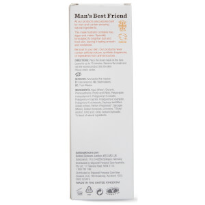 Bulldog Energising Face Mask 100ml: Image 3