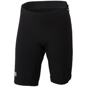 Sportful Performance Over Shorts - Black
