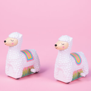 Wind Up Racing Llamas