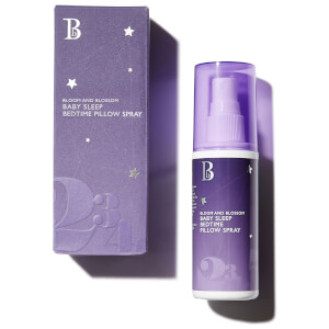 Bloom and Blossom Baby Sleep Bedtime Pillow Spray 75ml