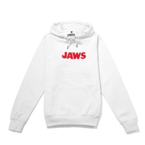 Global Legacy Jaws Hoodie - White
