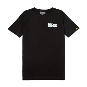 Global Legacy Back To The Future T-Shirt - Black
