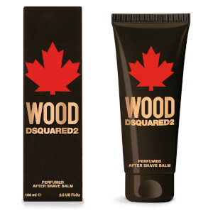 Dsquared2 D2 Wood Pour Homme Aftershave Balm 100ml