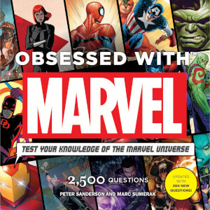 Obsessed With Marvel (Paperback)