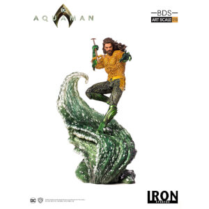 Iron Studios Aquaman BDS Art Scale Statue 1/10 Aquaman 30 cm