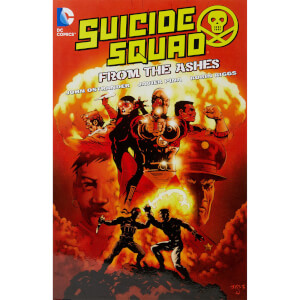 DC Comics - Suicide Squad From The Ashes