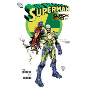 DC Comics - Superman The Black Ring Hard Cover Vol 02
