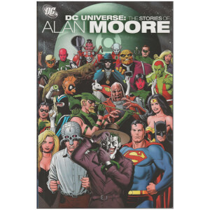 DC Comics - DC Universe By Alan Moore Hard Cover
