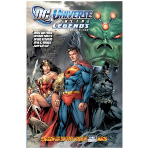 DC Comics - DC Universe Online Legends Vol 03