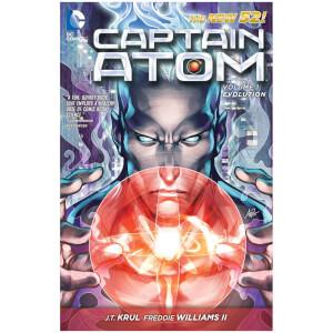 DC Comics - Captain Atom Vol 01 Evolution (N52)
