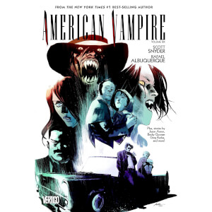 DC Comics - American Vampire Hard Cover Vol 06