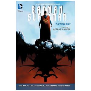 DC Comics - Batman Superman Hard Cover Vol 03 Second Chance