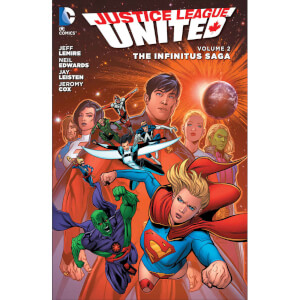 DC Comics - Justice League United Hard Cover Vol 02