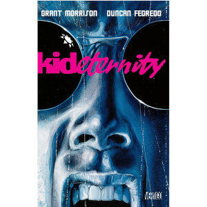 DC Comics - Kid Eternity Deluxe Ed Hard Cover
