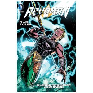 DC Comics - Aquaman Hard Cover Vol 07 Exiled